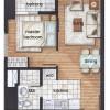 1F 41_1 bedroom
