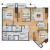 The_Grove_Floorplan_3_Bedroom_Flat_111_Sqm